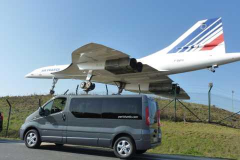 Paris: Charles de Gaulle Airport Private Transfer