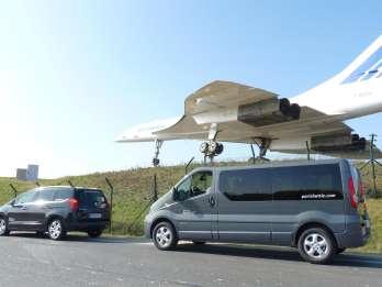 VIP-Flughafentransfer: Orly – Paris