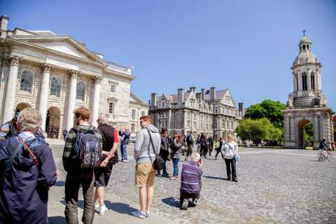 The Best of Dublin: Walking Tour in German