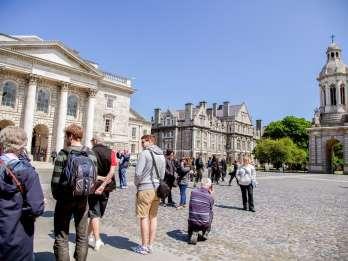 Best of Dublin: Rundgang auf Deutsch