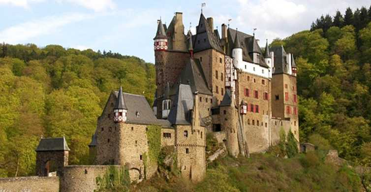 Frankfurt: Day Trip to Eltz Castle