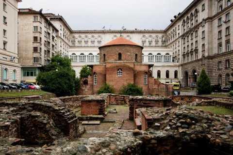 Tour panoramico di un giorno di Sofia con trasporto