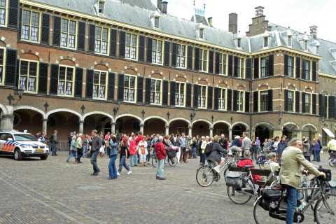Den Haag: privé-wandeltour door de oude stad