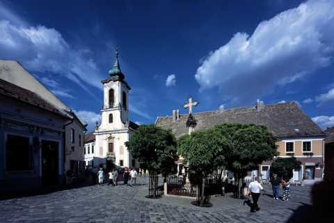 Szentendre: Half-Day Private Tour from Budapest