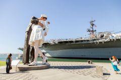 Evite filas: Bilhete de entrada do USS Midway Museum