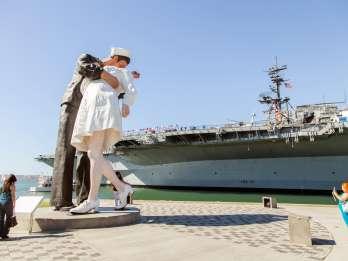 USS Midway Museum: Ticket mit Einlass ohne Anstehen