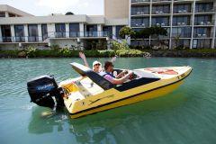 San Diego: conduzir o seu próprio Speed Boat 2 horas tour