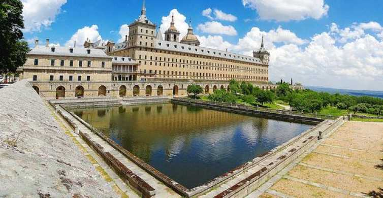 El Escorial and Toledo: Full-Day Tour from Madrid