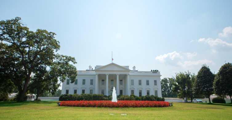 Washington D.C.: Excursão de 1 Dia saindo de Nova Iorque