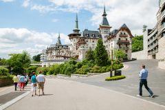 Zurique: Excursão de 2 Horas de Ônibus Turístico
