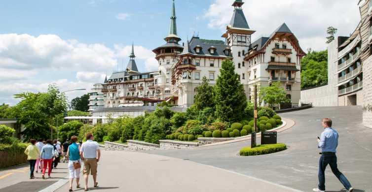 Zürich: Sightseeingbustour zu den Highlights der Stadt