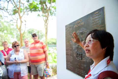 Singapore: Changi World War II Tour
