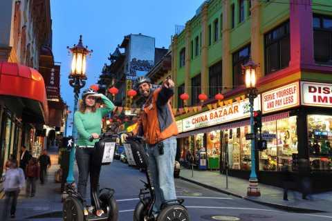 San Francisco Segway Sunset Tour