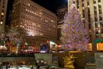 New York Holiday Lights and Movie Sites Bus Tour