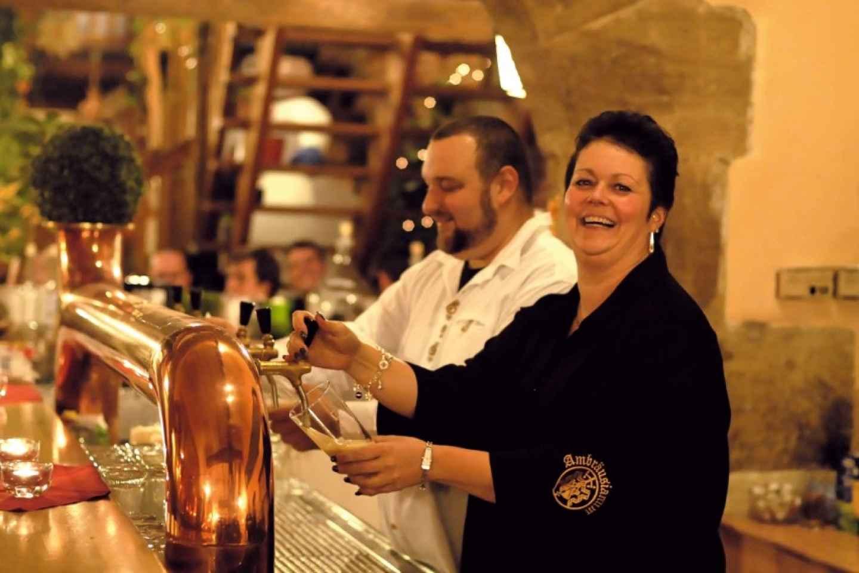 Bamberg: 1,5-stündige Bier-Tour mit Guide