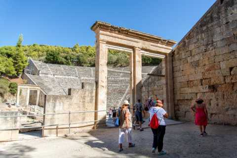 Full-Day Mycenae & Epidaurus Trip from Athens