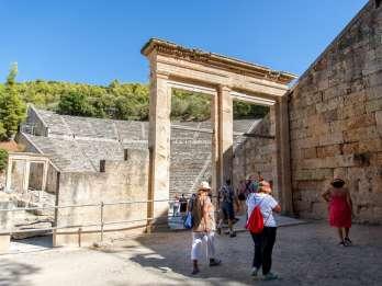 Ab Athen: Tagestour Mykene und Epidauros