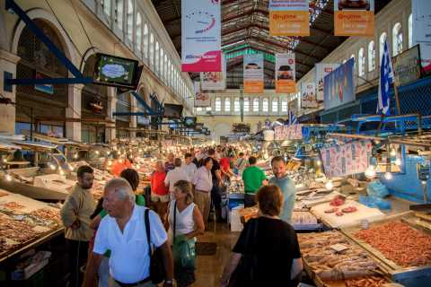 Original Gourmet Food Tour of Athens