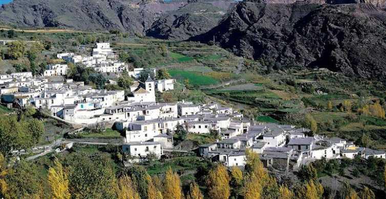 Alpujarra: Historiska bergsbyar