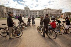 Viena Clássica: Excursão Guiada de Bicicleta de 3 Horas