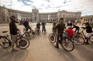 Wien: 3-stündige geführte Fahrrad-Tour