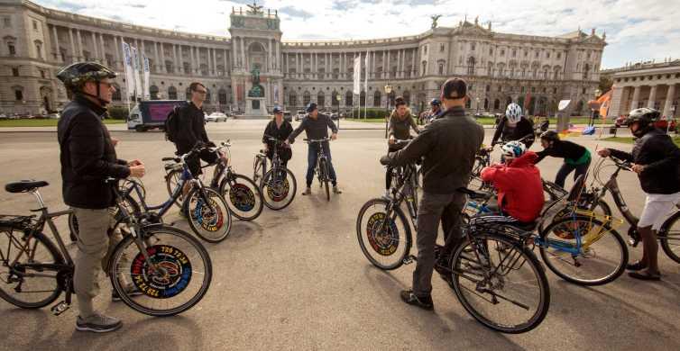 Viena clásica: tour guiado de 3 horas en bicicleta