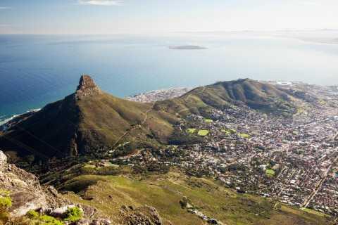 Cape Town: Half-Day City Tour