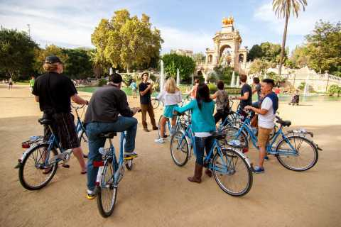 Barcelona Tapas 3-Hour Bike Tour