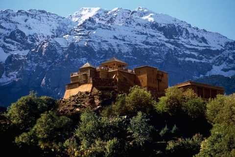 Splendid Imlil: Mount Toubkal Day Trip from Marrakech