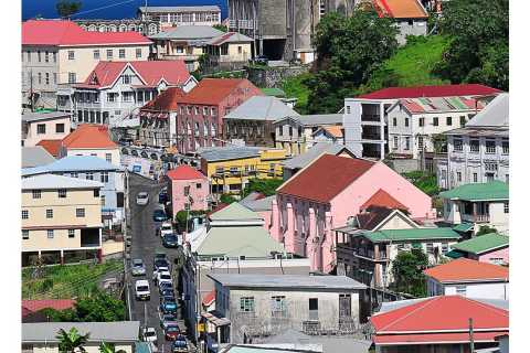 St. George Grenada: Western Route Private Day Excursion