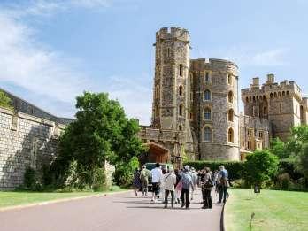 Ab London: Tagestour nach Schloss Windsor, Bath & Stonehenge