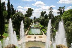 Roma: Excursão de 1 Dia à Vila Adriana e Villa d'Este