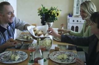 Paris: Gourmet-Dinner mit einheimischen Gastgebern