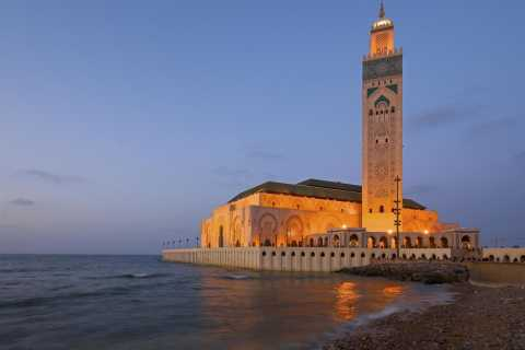 Transfer Between Casablanca Airport and City Hotels