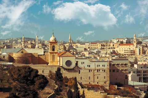 A Holy Christmas in Jerusalem & Bethlehem with Dinner