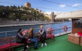 Afternoon Bosphorus Cruise and Spice Bazaar