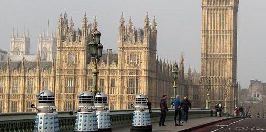 Doctor Who London Walking Tour