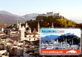 Quoi faire à Salzbourg - Salzburg Card: monuments et transports gratuits