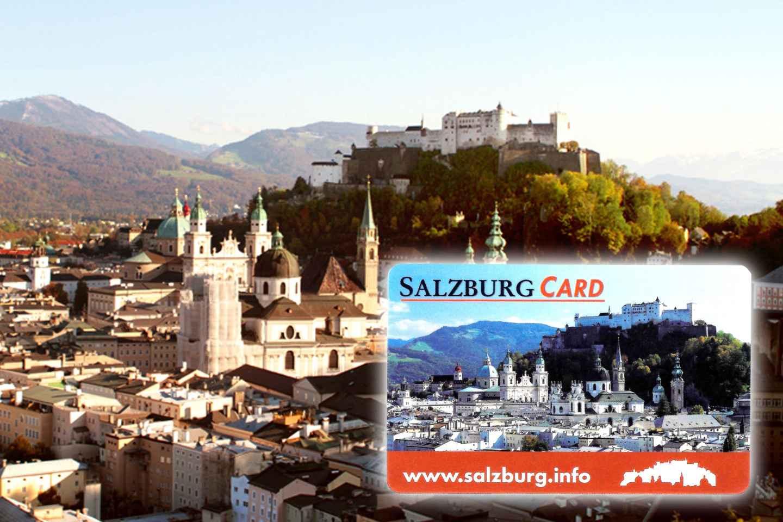Salzburg Card - Freie Eintritte und kostenlose Fahrten