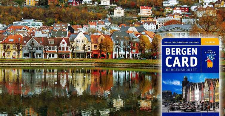 Bergen: 24, 48, 72 or 96-Hour Card