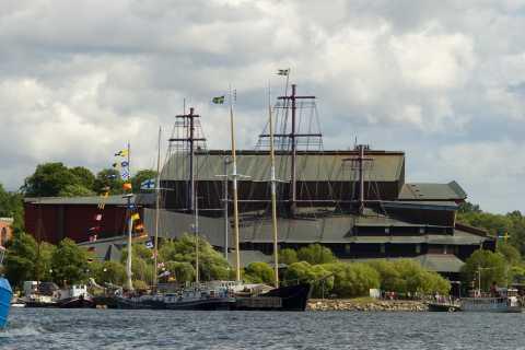 Estocolmo: centro histórico, isla de Djurgården y Museo Vasa