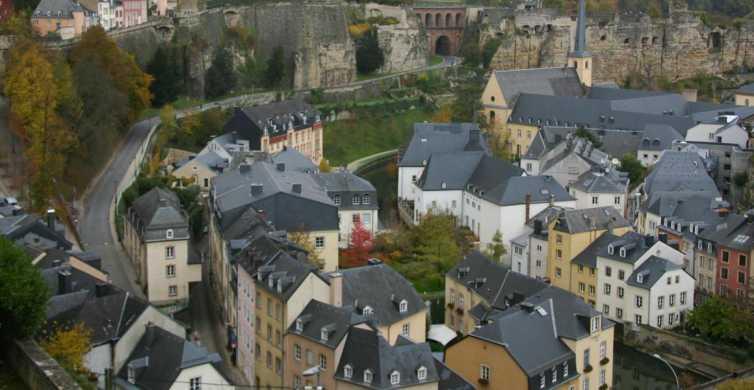 Luxembourg og Dinant: Heldags sightseeingtur fra Brussel