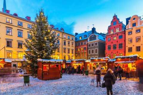 Estocolmo: tour a pie navideño