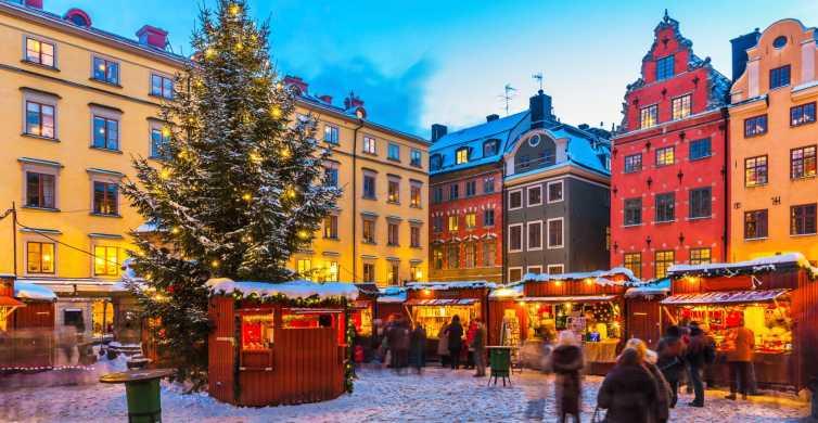 Stockholm: Julstämningsrundvandring