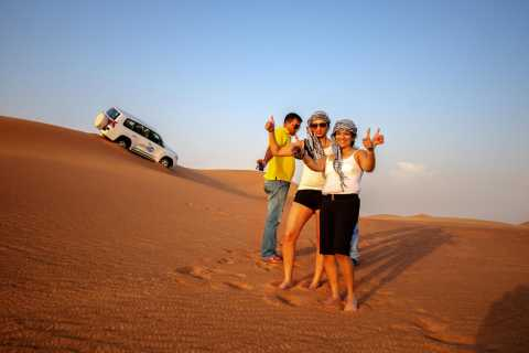 Dubai Cityscape and Desert Safari Full-Day Tour