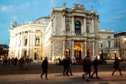 Vienna: Private 2-Hour Evening Walking Tour