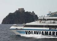 Von Neapel nach Ischia: One-Way-Transfer