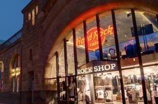 Hard Rock Cafe Hamburg: Essen ohne Anstehen