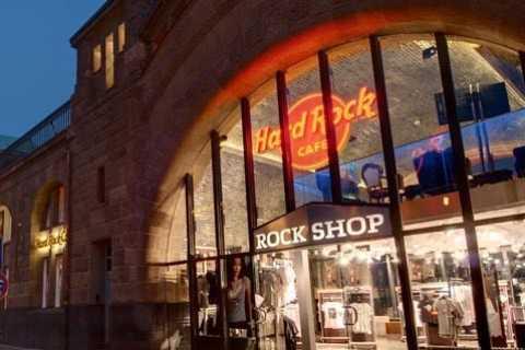 Hamburg: Hard Rock Cafe Skip-the-Line Meal