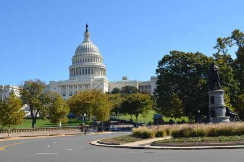 Washington DC Must See Sights Half-Day Tour